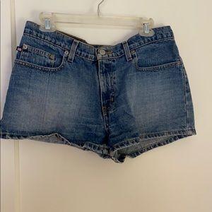 Polo jeans Ralph Lauren denim Saturday shorts